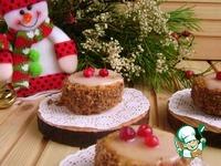 Песочное пирожное «Таежная недотрога» ингредиенты
