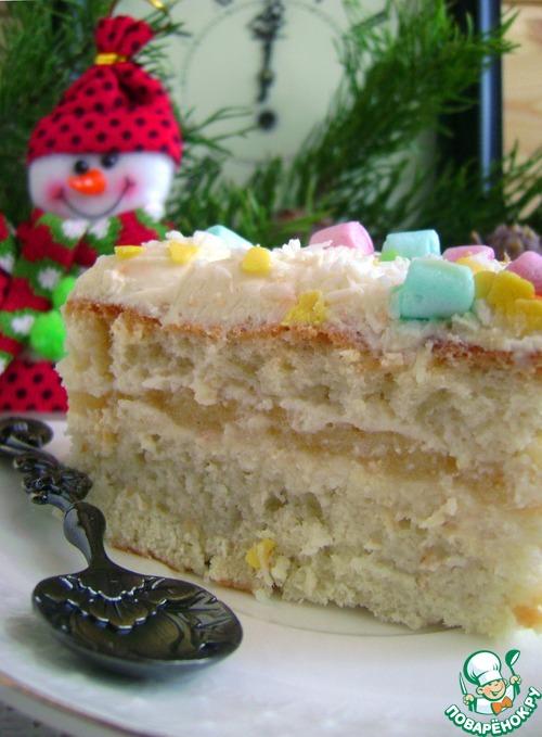 Песочное торты или пирожные