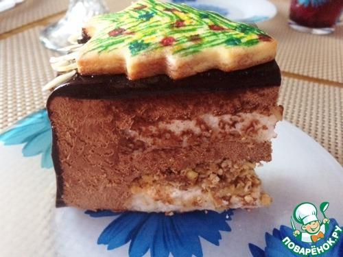 Рецепт Торт «Роял» от знаменитого Фредерика Каселя