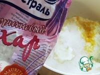 Торт «Яблочко на облачке» ингредиенты