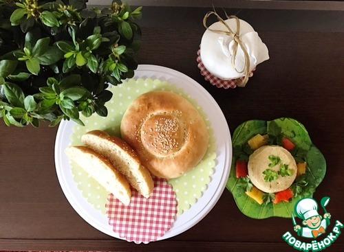 1492175972 23 Рецепт Украинская пшеничная булочка «Арнаут» - Рецепт Украинская пшеничная булочка «Арнаут»