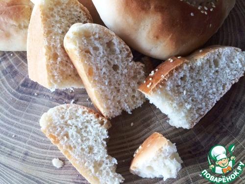 1492175972 444 Рецепт Украинская пшеничная булочка «Арнаут» - Рецепт Украинская пшеничная булочка «Арнаут»