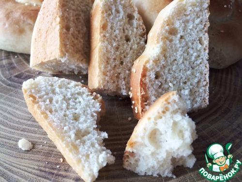 1492175972 471 Рецепт Украинская пшеничная булочка «Арнаут» - Рецепт Украинская пшеничная булочка «Арнаут»