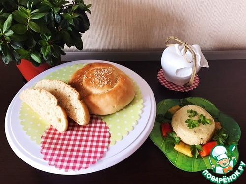 1492175972 595 Рецепт Украинская пшеничная булочка «Арнаут» - Рецепт Украинская пшеничная булочка «Арнаут»