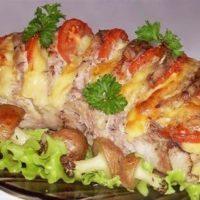 13906 Мясо Гармошка