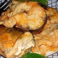 skumbriya v gorchichnom souse 200x200 - Скумбрия в горчичном соусе