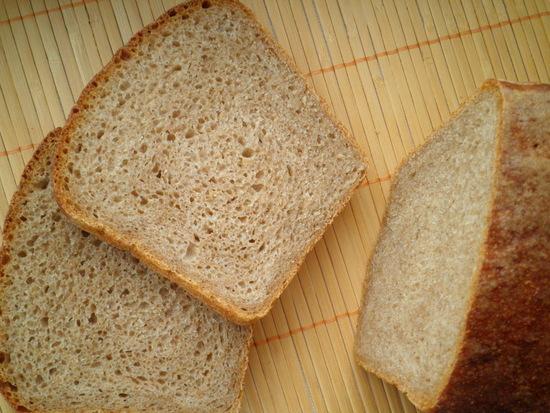 Рецепт Самый вкусный серый хлеб