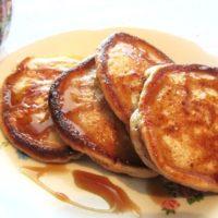 14047 Рецепт Морковно-гречневые оладьи на белках