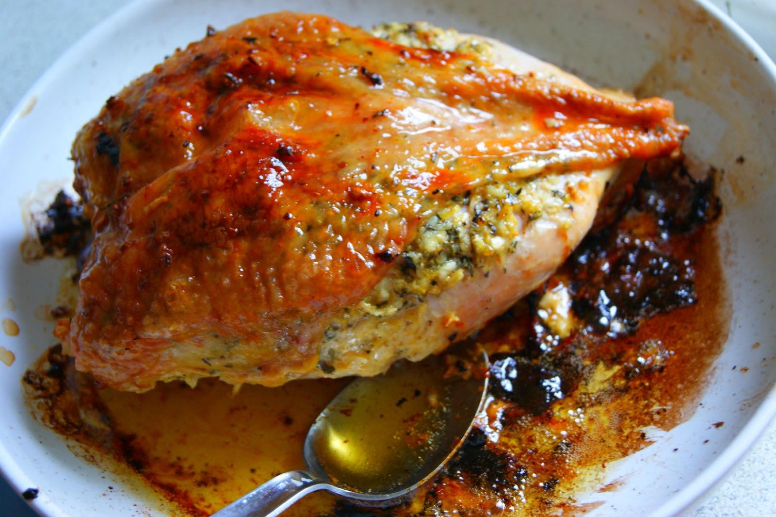 Рецепт Запеченная имбирная курица