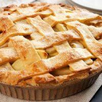 14128 Рецепт Яблочный пирог