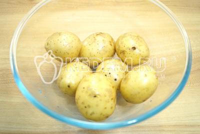 Вкусные картофельные котлеты с сыром