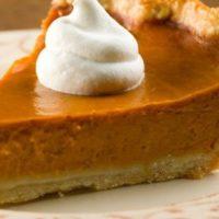 14183 Рецепт Тыквенный пирог с безе