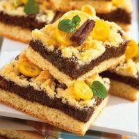 14680 Рецепт Маковый пирог со штрейзелем