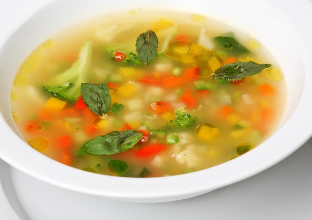 15025 Рецепт Рыбный суп с бататом