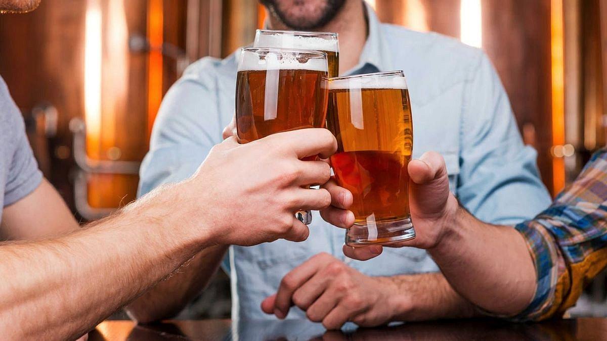Как правильно пить пиво?