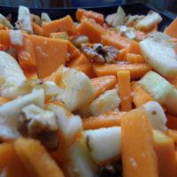 22802 200x200 - Рецепт Салат из сырой тыквы с яблоком