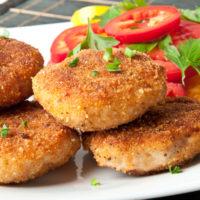 15123 Рецепт Куриные зразы с пикантной начинкой