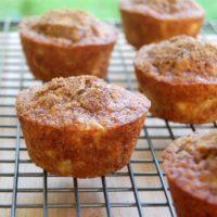 15126 Рецепт Морковно-медовые кексы