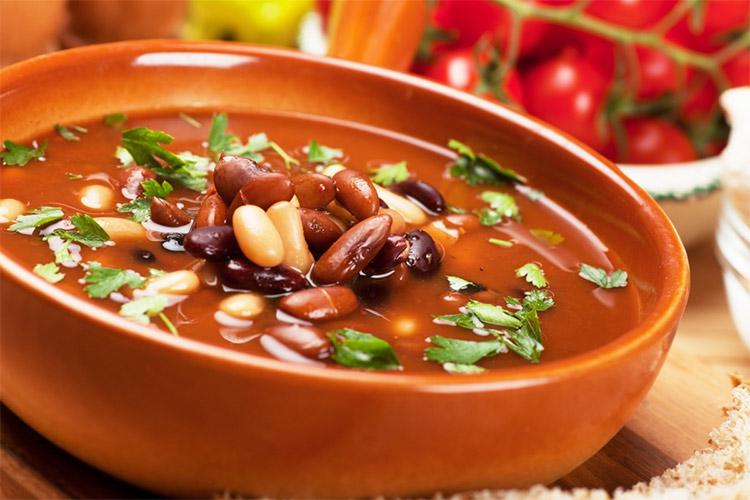 Рецепт Суп из бобовых «Царь горох»
