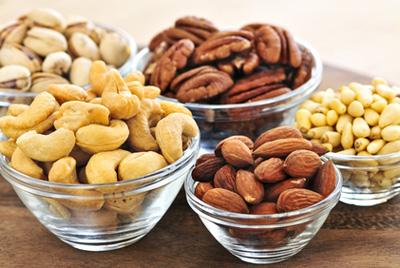Орехи помогают сохранить сердце здоровым