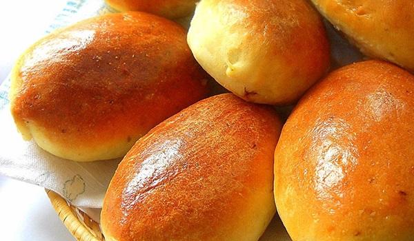 Рецепт Пирожки на картофельном отваре