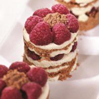 15430 Рецепт Томатно-шоколадное пирожное