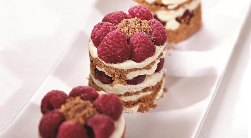 Рецепт Томатно-шоколадное пирожное