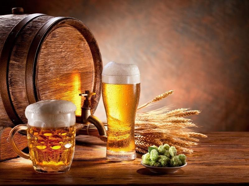 Где вкусно кормят и отличное пиво?