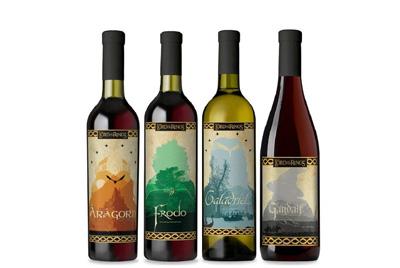 Вино по мотивам фильма «Властелин колец»