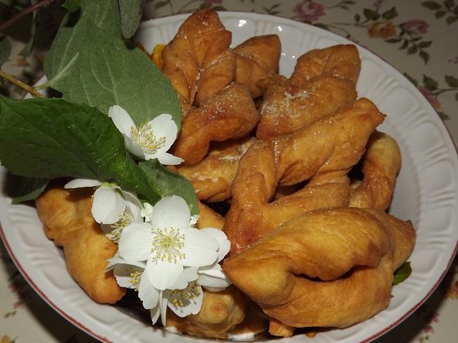 Рецепт Пончики «Кребли»