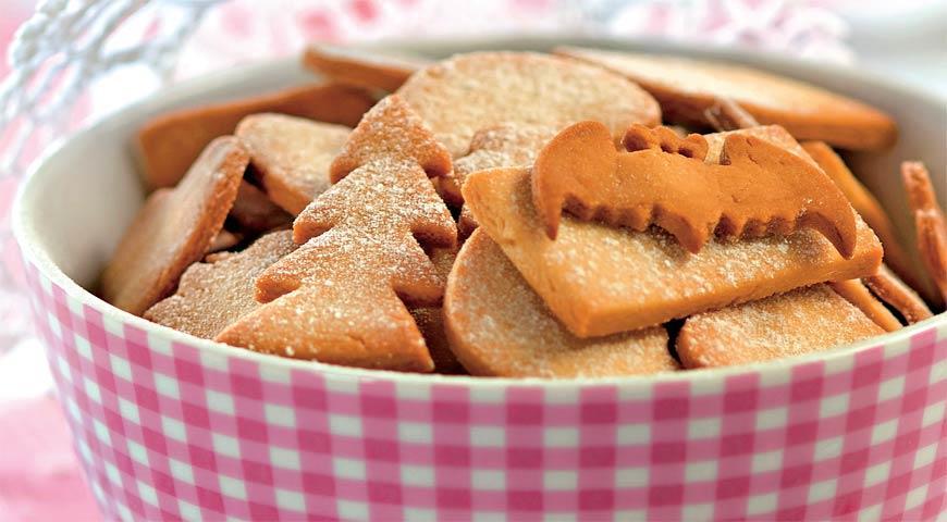 Рецепт Постное печенье на кокосовом молоке