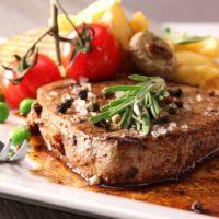 26258 200x200 - Рецепт Глазированный стейк из свинины