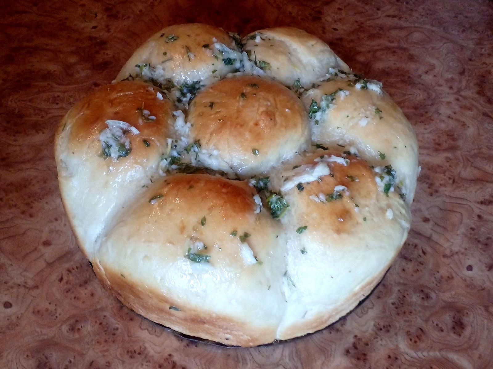 Рецепт Гороховый булочник с луком