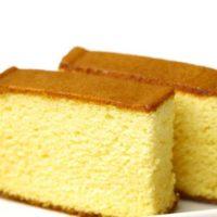 15764 Рецепт Постные апельсиновые пирожные