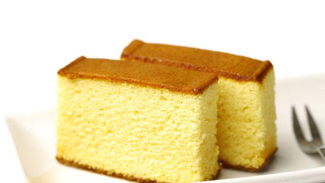 Рецепт Постные апельсиновые пирожные