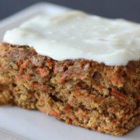 15762 Рецепт Пирог гречнево-морковный