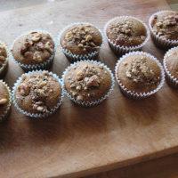15829 Рецепт Нутовые кексы без яиц и муки