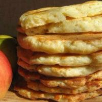 15882 Рецепт Луковые хлебные лепешки