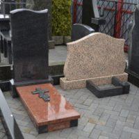 15699 Почему памятники из натурального гранита дороже изделий из бетона или полимеров?