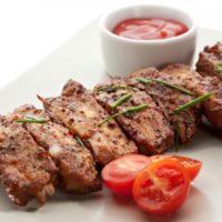 15919 Рецепт Свиные ребрышки в пивном соусе