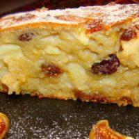 """16049 Рецепт Десерт из Сан-Марино """"Бустренго"""""""