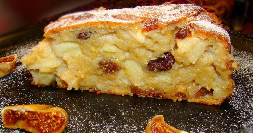 Рецепт Десерт из Сан-Марино «Бустренго»