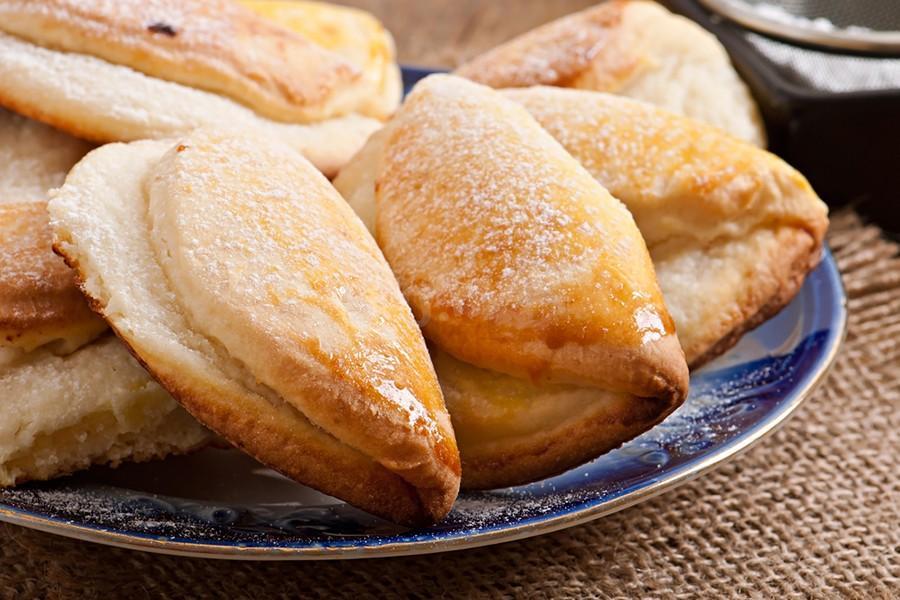Рецепт Печенье «Сочники»