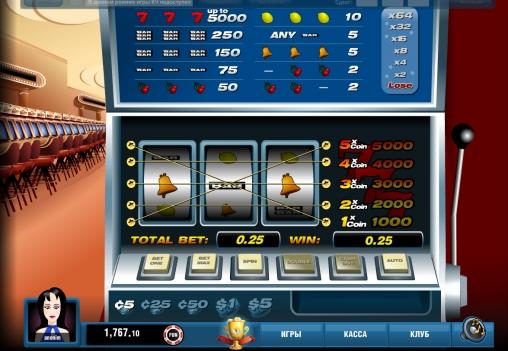 Игровой автомат 5 Lines Slot (Пятилинейный Слот)