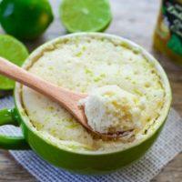 16161 Рецепт Кокосовый кекс за 5 минут