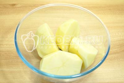 Драники картофельные с зелёным луком