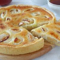 30093 200x200 - Рецепт Яблочный песочный пирог