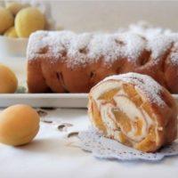 16437 Рецепт Рулет с абрикосами