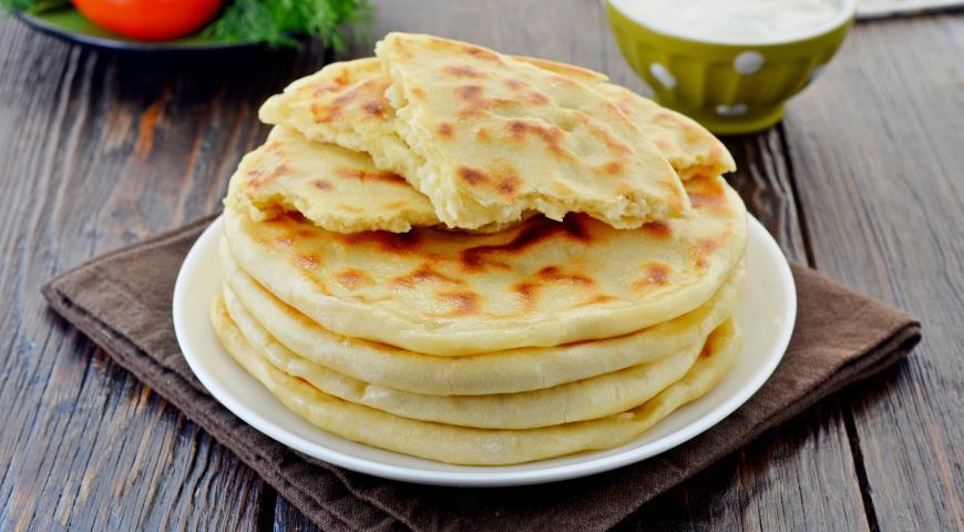 Рецепт Лепешки по-габровски