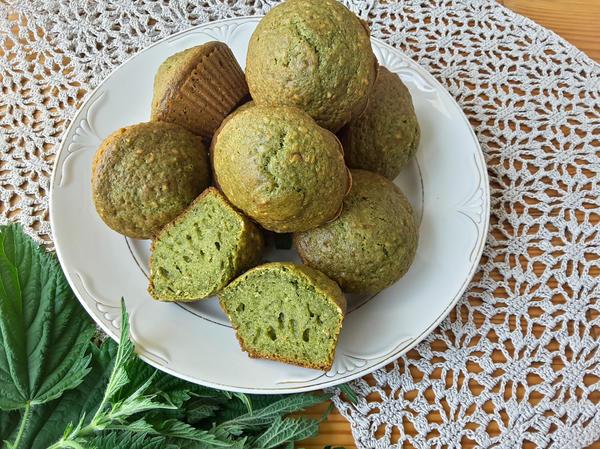 Рецепт Крапивные кексы